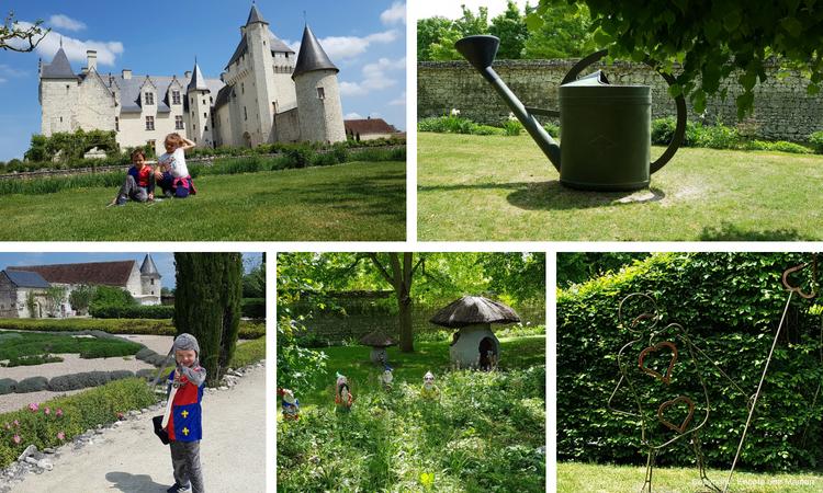 Château du Rivau, coup de coeur famille