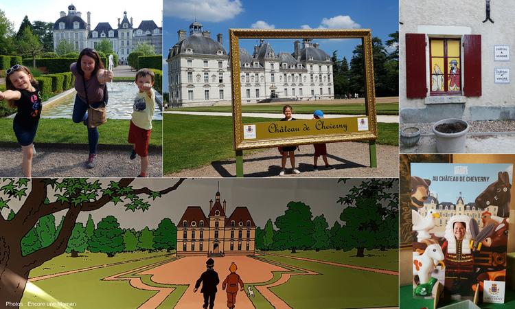 Château de Cheverny en images